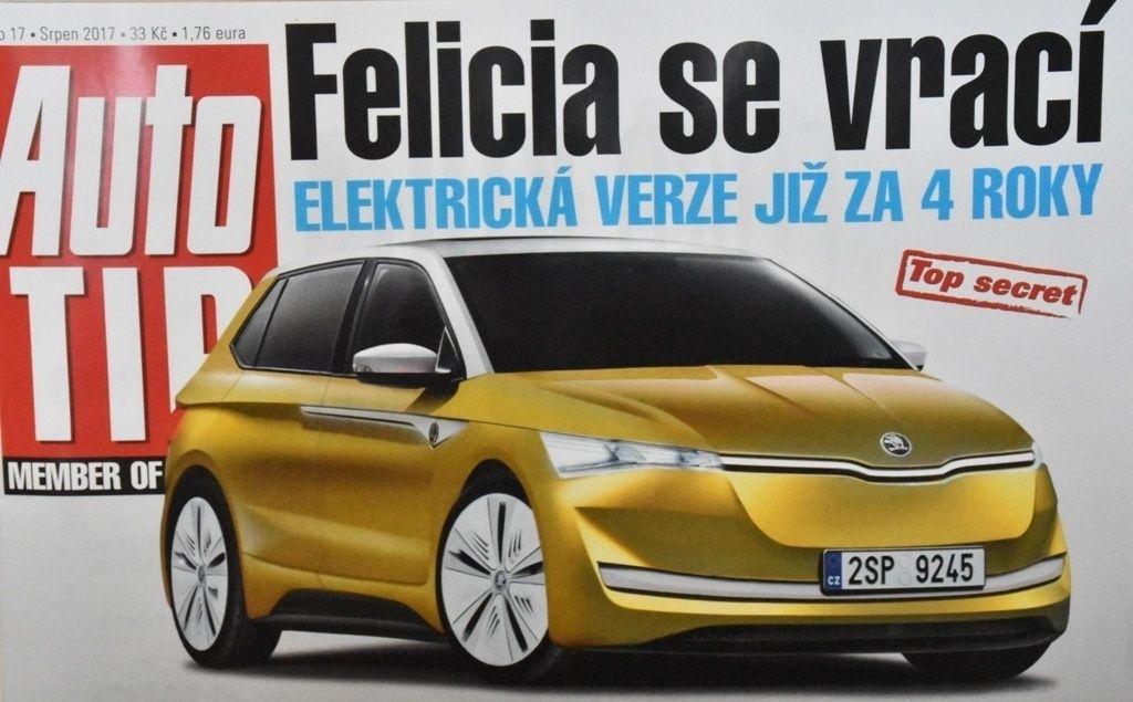 Skoda Felicia E