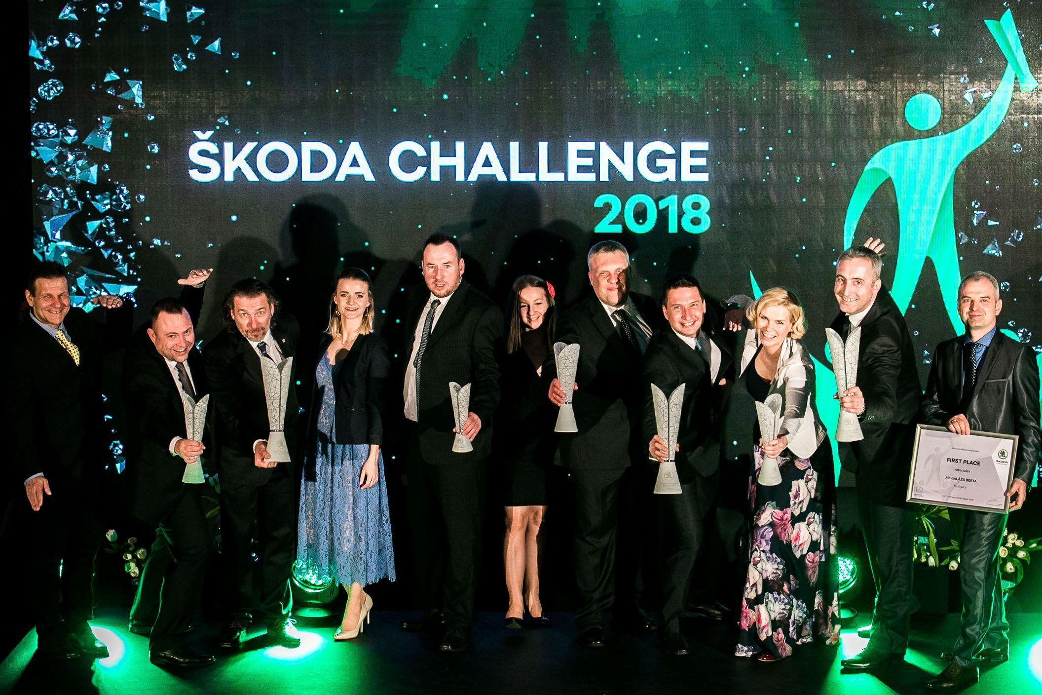 ŠKODA Challenge