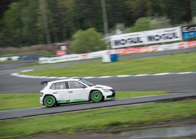fabia r5 evo race track skoda test 1440x960