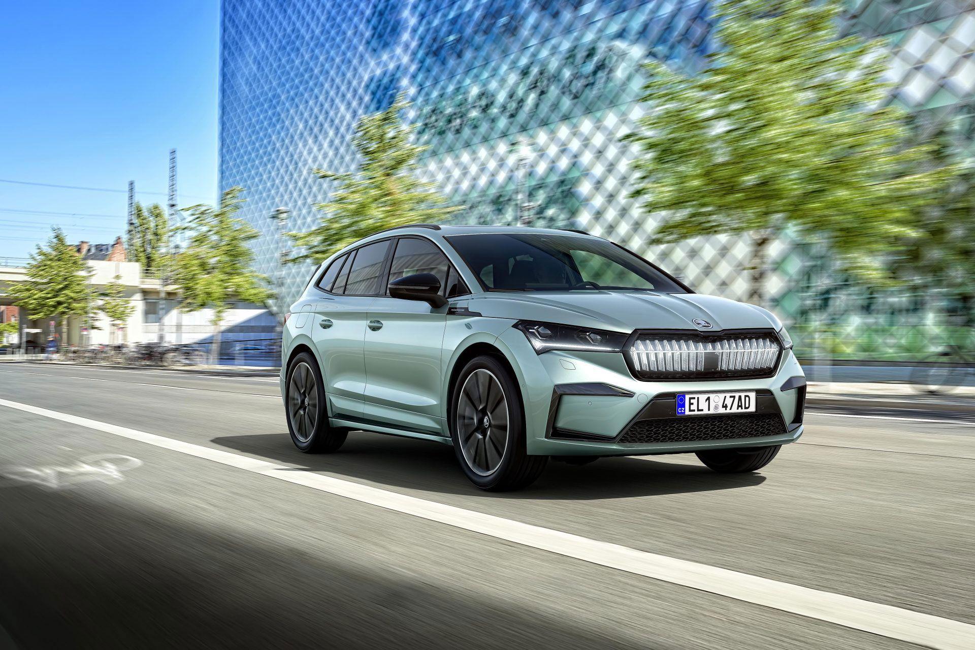 Best Cars 2021: ENYAQ iV