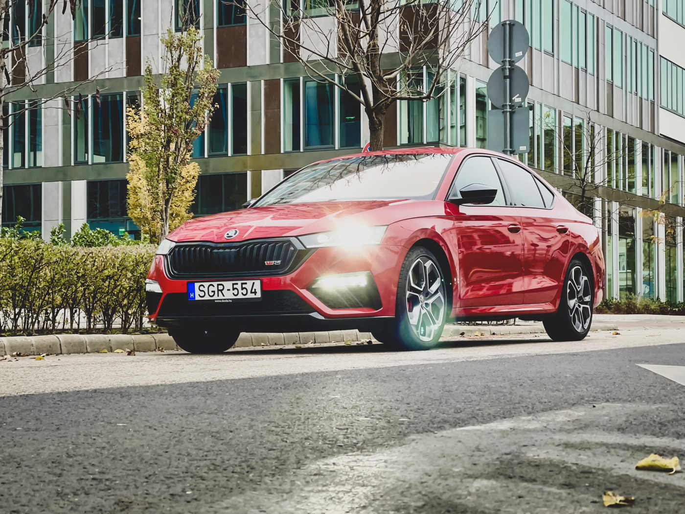 Best Cars 2021: OCTAVIA RS
