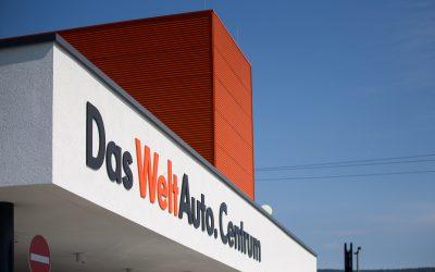 Új telephellyel bővült a Das WeltAuto